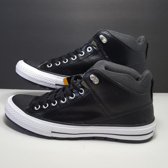 26fbdd223389 Converse Men s Chuck Taylor All Star Street Boots